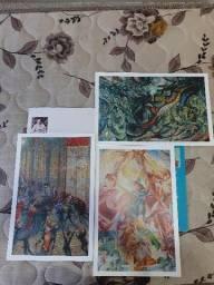 Título do anúncio: Coleção Telas Famosas de Umberto Boccioni