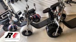 Moto Elétrica Scooter 2.000w com Bluetooth / Som