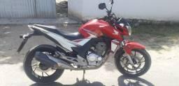 Moto Twister 250cc
