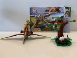 Brinquedo Parque dos Dinossauros -Lego- Pronta Entrega