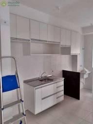 Apartamento de 2 quartos para locação, 56m2