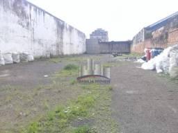 Terreno para alugar, 900 m² por R$ 10.000/mês - Macuco - Santos/SP