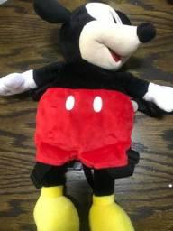 Mochila Guia Infantil do Mickey