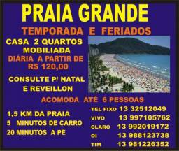 Casa para alugar com 2 dormitórios em Ribeirópolis, Praia grande cod:LIV-4048