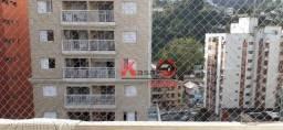 Apartamento com 2 dormitórios à venda, 113 m² por R$ 330.000,00 - José Menino - Santos/SP