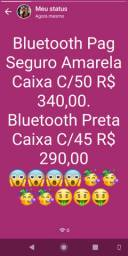 Minizinha bluetooth Pag Seguro D150