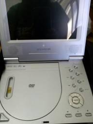 DVD portátil Daewoo