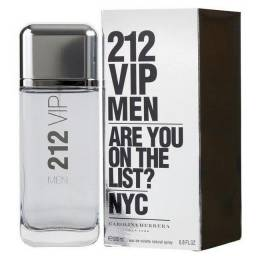 Perfume Masculino 212 VIP Men Carolina Herrera 200ml - Original