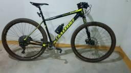 Bike cannondale lefty