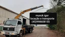 Igor munck locação e transporte *