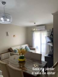 Vendo excelente apartamento em condomínio fechado