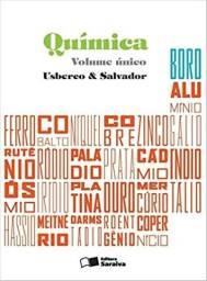 Livro de Química Usberco & Salvador