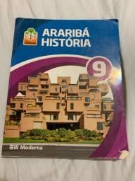 Livro História 9º ano + GANHE GUIA DE ESTUDO