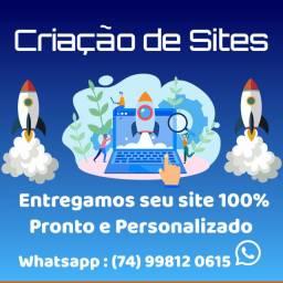 Criação de Sites - Lojas Virtuais e Marketing Digital