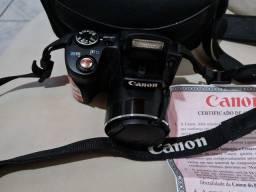Vendo ou troco Maquina fotografica sx510