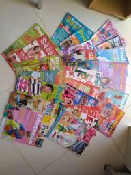 Coleção revista Sassá