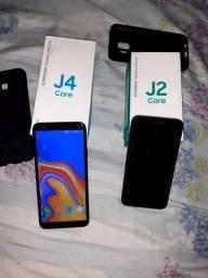Samsung J4 core   &   Samsung J2 core