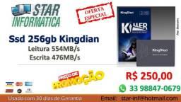 Ssd 256gb Kingdian