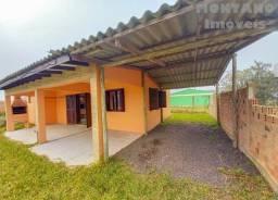 Casa na Zona Nova em Capão - 2 dormitórios - 2 quadras da Paraguassú