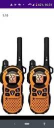 Kits 1 par de radios comunicador por 500,00