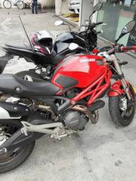 Ducati Monster 696 40000km 2010