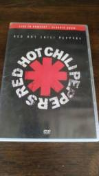 Dvd Red Hot Chili Peppers Live in Concert/Classic show