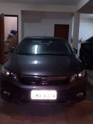 Honda Civic LXR 2.0 Automático couro GNV