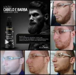 Loção cabelo e barba (minoxidil)