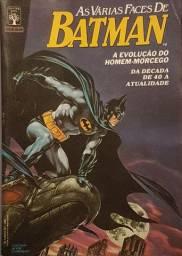 Histórico! As Várias Faces de Batman