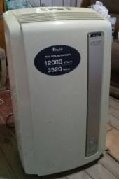 Ar Condicionado Portátil Pinguino (127v) | 12000 Btus | PAC AN120