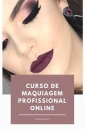 CURSO PROFICIONAL DE MAQUIAGEM V.1 CERTIFICADO