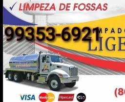 Título do anúncio: LIMPA FOSSA EFICIENTE