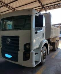 Caminhão VW ano 2014 Caçamba