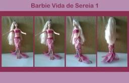 Título do anúncio: Barbie Vida de Sereia 1