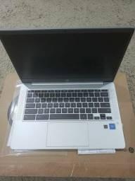 """Notebook Chromebook HP 14"""" - Apenas 2 meses"""