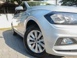 Virtus-2020- Sedan 1.0 Comfortline 200 TSI Flex AT-Único Dono-Garantia Fábrica!!