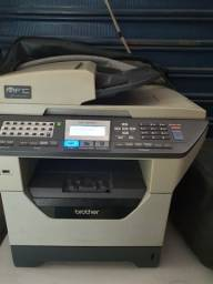 Vendo impressora MFC-BROTHER 8890DW usada mas funcionando