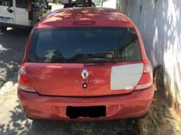 Título do anúncio: Renault Clio EXP 1.0 banco de couro
