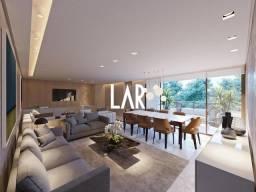 Título do anúncio: Apartamento à venda, 4 quartos, 2 suítes, 2 vagas, Funcionários - Belo Horizonte/MG