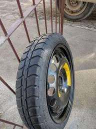 Título do anúncio: Roda 16 com pneu