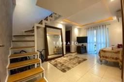 Título do anúncio: Cobertura com 3 dormitórios à venda, 91 m² por R$ 390.000 - Pimenteiras - Teresópolis/RJ