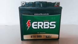 Bateria ERBS moto. Moro em Castanhal