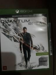 Vendo jogo Quantum break