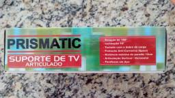 Suporte de Tv Articulado telas de 10 a 56 pol.