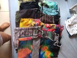 Kit roupa de menino 6 a 8 anos