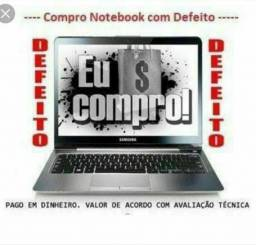 Notebooks Com Defeito