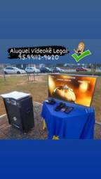 Aluga se Videokê / Karaoke