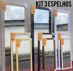 Kit espelho $180 c entrega grátis