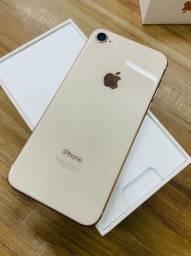 Título do anúncio: GOLD >iPhone8< 18x no cartão