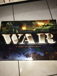 Jogo War - Ediçao especial